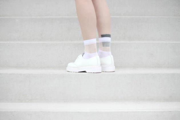 love aesthetics docs and socks