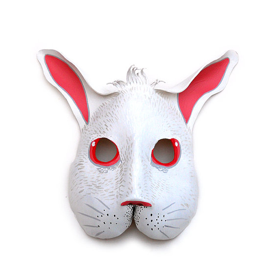 http://www.etsy.com/listing/158551278/white-rabbit-leather-mask-animal?ref=exp_listing