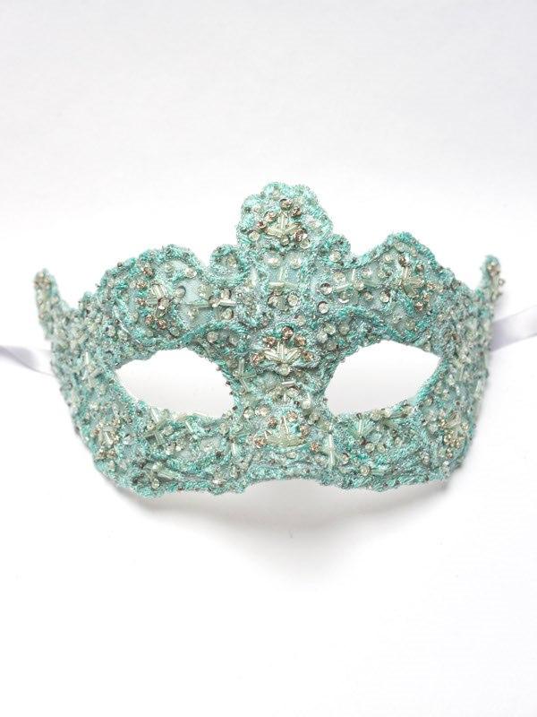 Luxury-Pale-Mint-Green-beaded-venetian-mask-b-