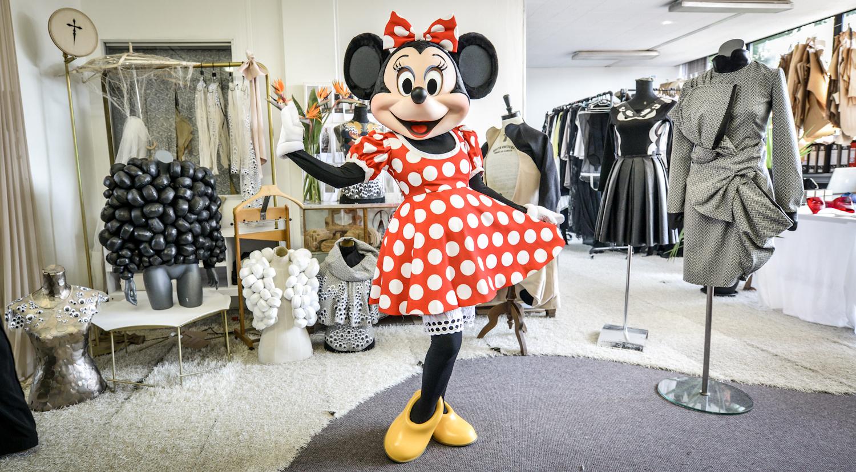 Minnie Mouse - Suzaan Heyns Studio Visit
