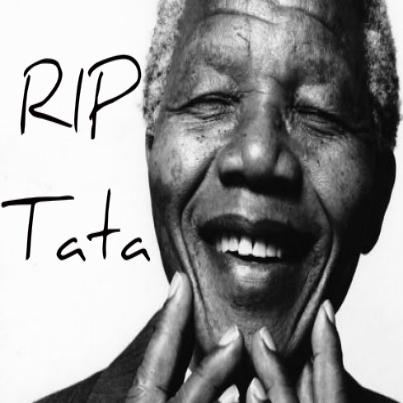 Nelson-Mandela dies